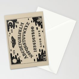 Spirit Board Stationery Cards