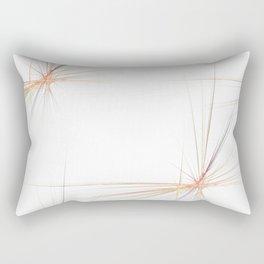 Background Fractal Rectangular Pillow