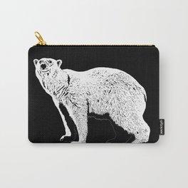 The Last Polar Bear Carry-All Pouch