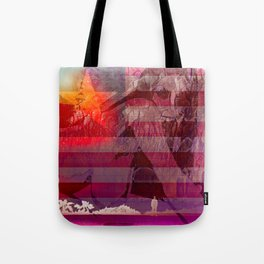 Fast Fading Star Tote Bag