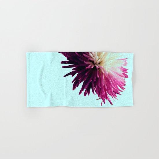 One Flower Hand & Bath Towel