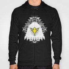 Geometric Eagle Hoody