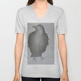 Third Eye Crow Unisex V-Neck
