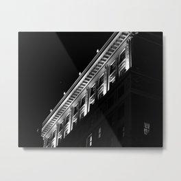 Cornice  Metal Print
