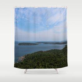 Sugarloaf Mountain 1 Shower Curtain