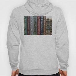 Dickens Books Hoody