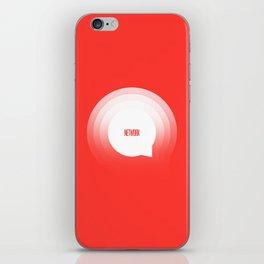 Network iPhone Skin