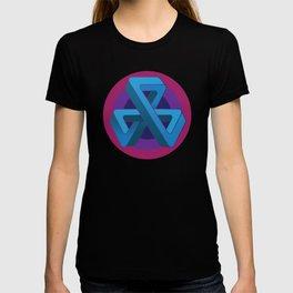 Tri-Tip Mobius Strip T-shirt