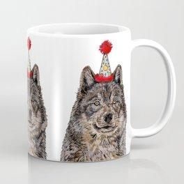 Wolf Party Coffee Mug