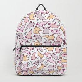 Adorable Axolotls Backpack
