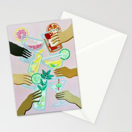 Better With Friends Stationery Cards