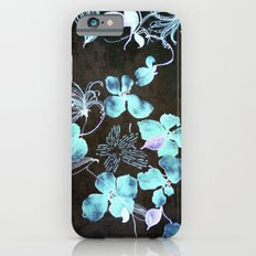 VINTAGE FLOWERS XXXV - for iphone Slim Case iPhone 6