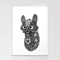 toothless Stationery Cards featuring TOOTHLESS by FilippoCardu