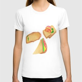 Akward Sandwich T-shirt