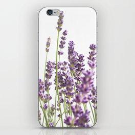 Purple Lavender #3 #decor #art #society6 iPhone Skin