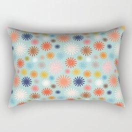 Flashbulbs Rectangular Pillow