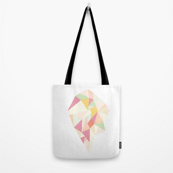Facet I - vector Tote Bag
