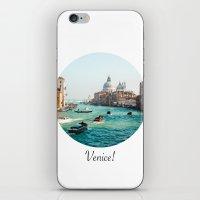 venice iPhone & iPod Skins featuring Venice! by Adrian Lungu