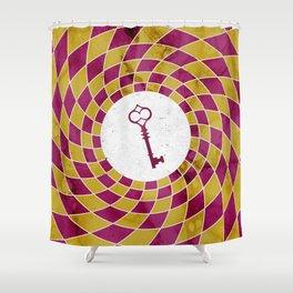 Phantom Keys Series - 08 Shower Curtain