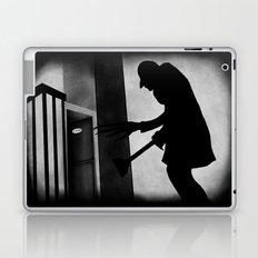 Die Toilette (in German) Laptop & iPad Skin
