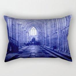 York Minster Rectangular Pillow