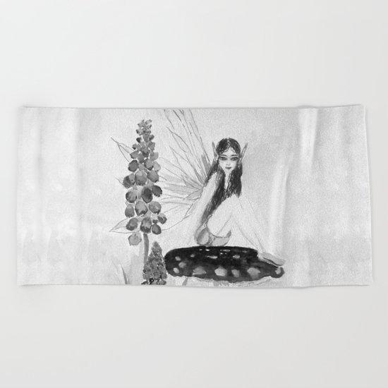My childhood fantasy-Fairy Fairy Fairy Beach Towel