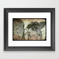 WideWings Framed Art Print