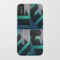 sydney iPhone & iPod Cases featuring Sydney by Ghostweight