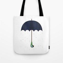 Mary Poppins Umbrella Tote Bag