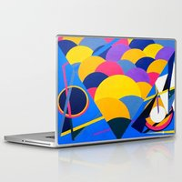 tool Laptop & iPad Skins featuring Tool by takingachancexo