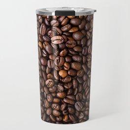 Coffee Bean Scene Travel Mug