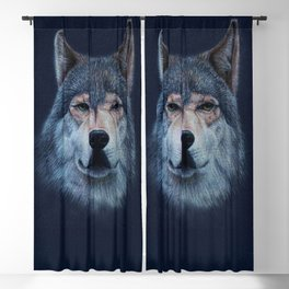 LONE WOLF Blackout Curtain