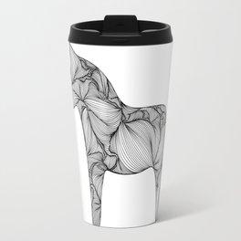 Dala Horse Travel Mug