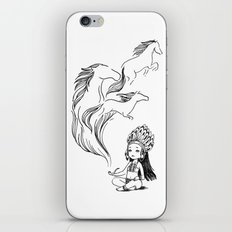 Spirits iPhone & iPod Skin