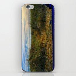 Gold Bluff Beach Camping iPhone Skin
