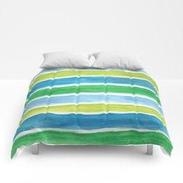 Sea Stripes Comforters