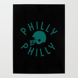 Philly Philly Poster