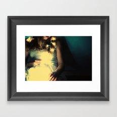 Back to... (II) Framed Art Print