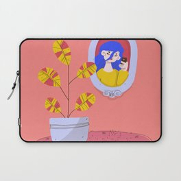 The mirror Laptop Sleeve