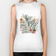 Darling, Through This Way: Under The Leaves Biker Tank