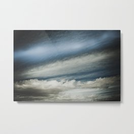 clouds 06 Metal Print