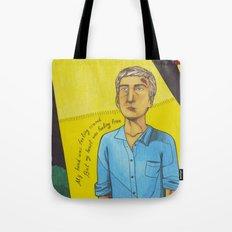 The Happening Tote Bag