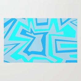 Ice Banded - Coral Reef Series 009 Rug