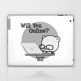 Will You Online? Laptop & iPad Skin