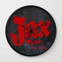 JAX beer of New Orleans Wall Clock