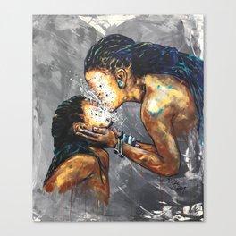 Naturally XXX Canvas Print
