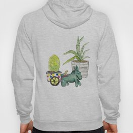 Donkey Cactus Hoody