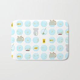 Fish Bowls Bath Mat