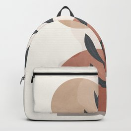Abstract Rock Geometry 13 Backpack
