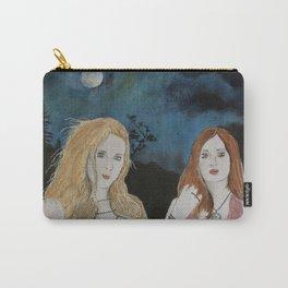 Velleda und Aurinia Carry-All Pouch